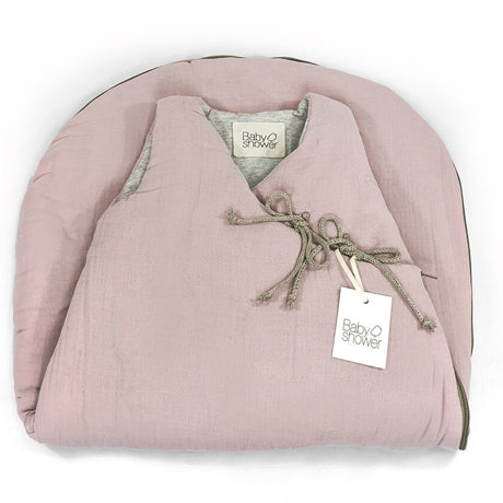 Sleep Tight Natural Cotton Sleeping Bag (Rose)