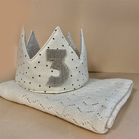 Numbers to Fit Rey Reversible Crown