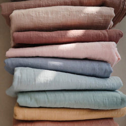 Extra Soft Organic Cotton Muslin Swaddles