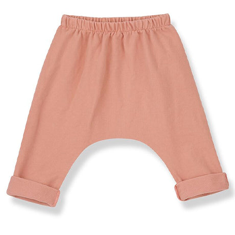 Matera Drop Crotch Trousers (Rose)