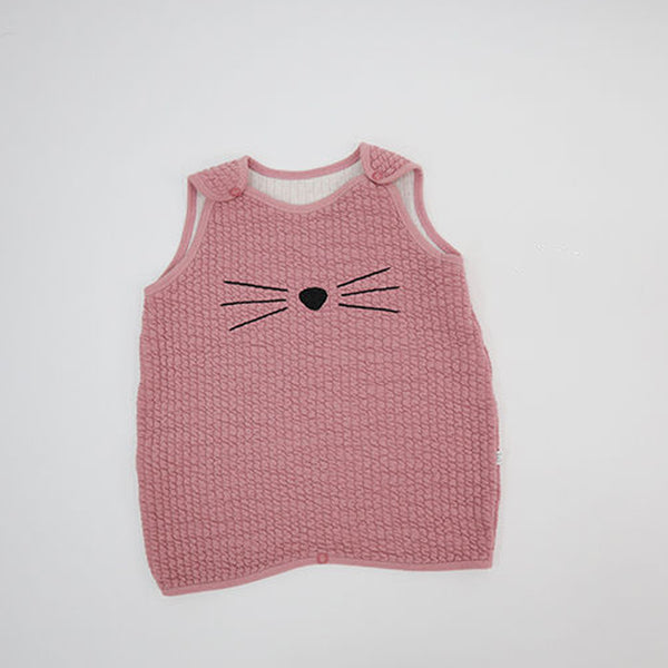 Cat Sleep Well Sleeping Vest