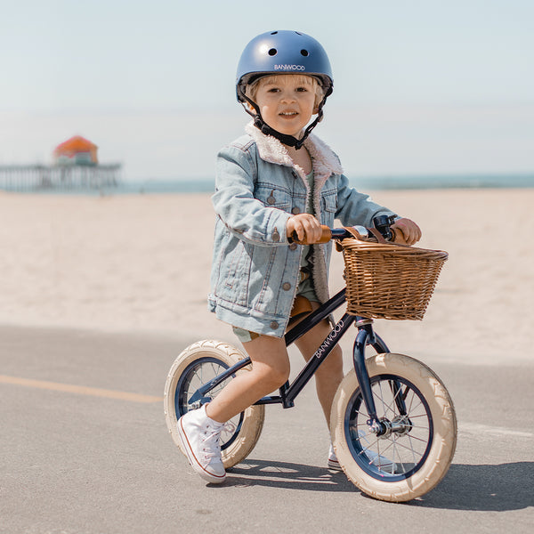 First GO! Banwood Balance Bike (Navy)