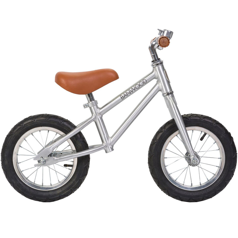 First GO! Banwood Balance Bike (Chrome)