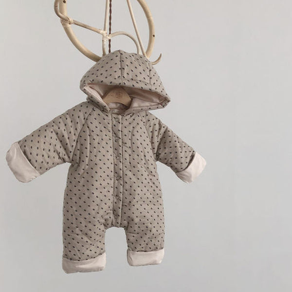 Otis Padded Outer Suit (Beige)
