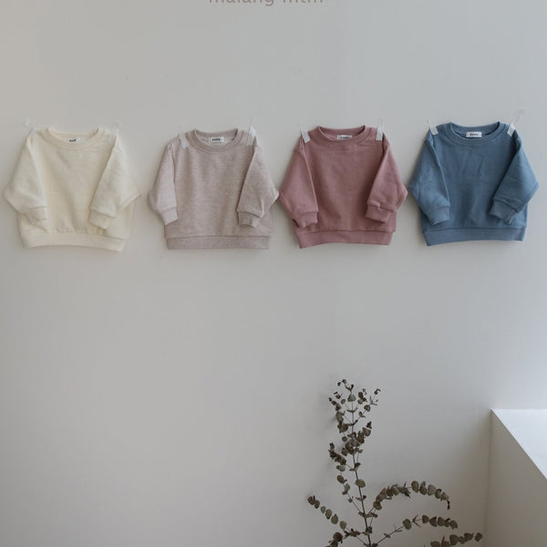 Mika Modern Fit Sweatshirt (Rose)