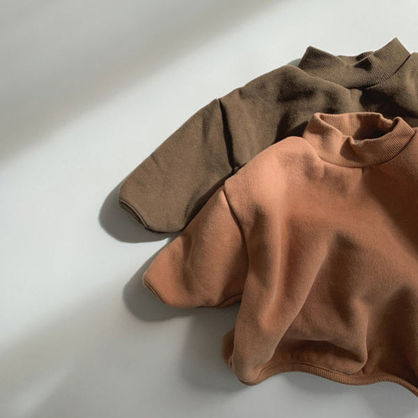Bilbo Funnel Sweatshirt (Rust)