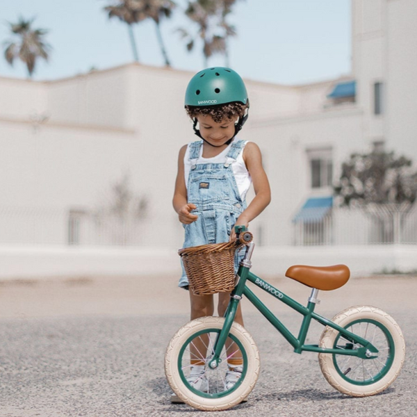 First GO! Banwood Balance Bike (Green)
