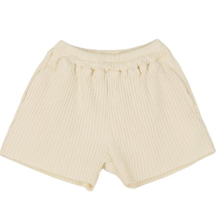 Bien Wide Rib Pocket Shorts