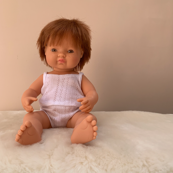 Sebastien Boy Doll