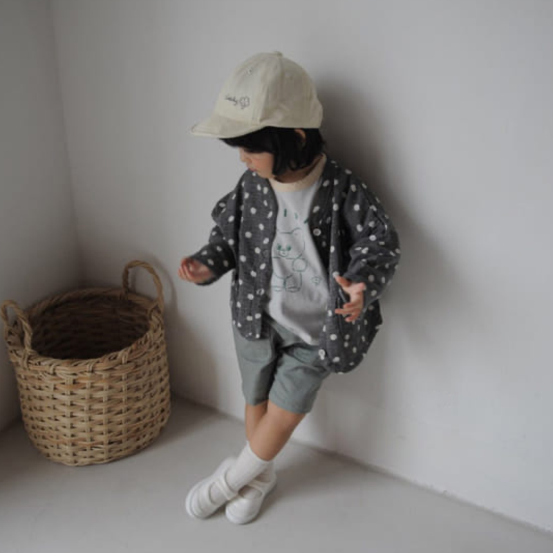 Polkadot Lightweight Jacket