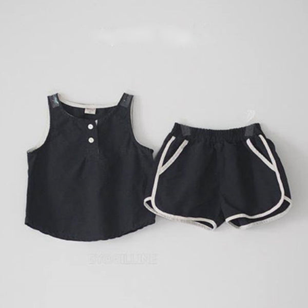 Anders Cotton Racer Shorts