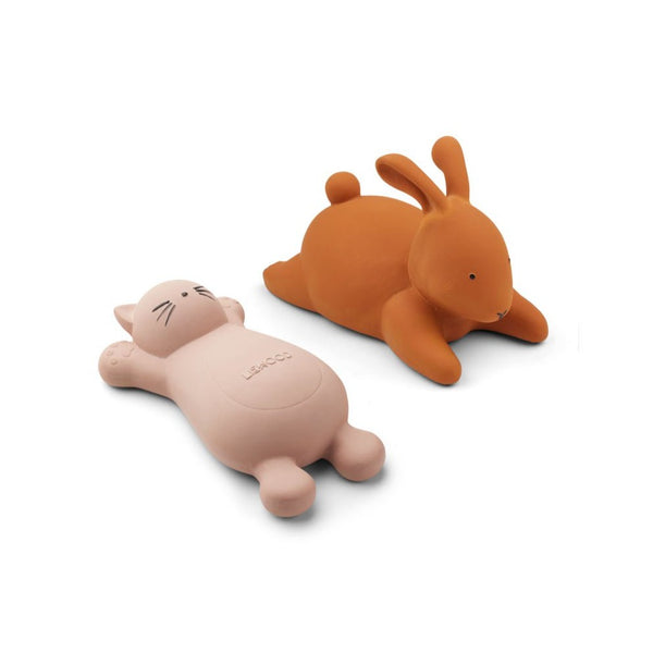 Vikky Bath Toys 2 Pack (Cat Rose)