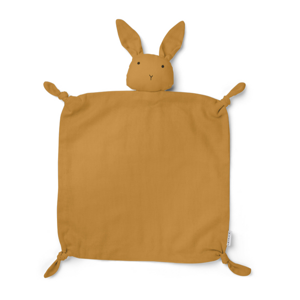 Agnete Rabbit Cuddle Cloth (Dusty Mint)