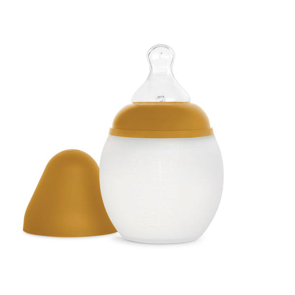 Élhée Innovative Anti Colic Bottle (Mustard)