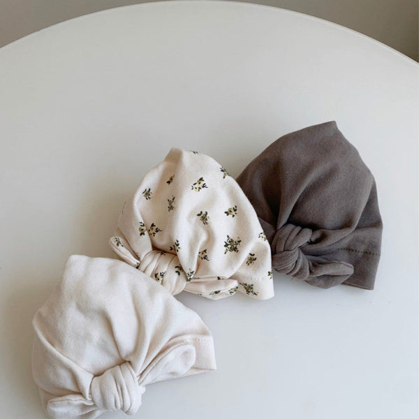 Ribbon Turban (Mocha)