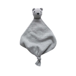 Merino Wool Teddy Tokki (Grey)