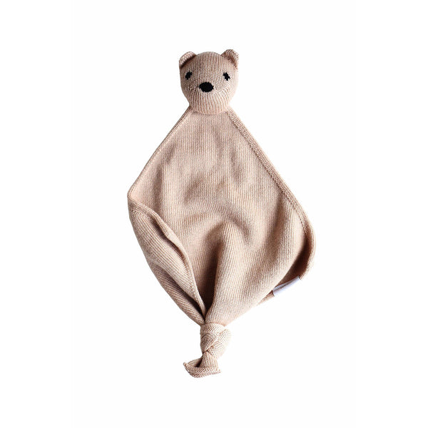 Merino Wool Teddy Tokki (Blush)
