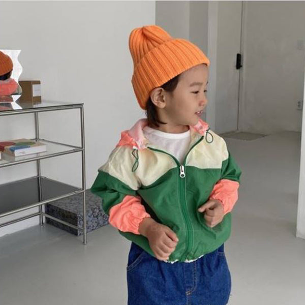 Lani Beanie (Orange)