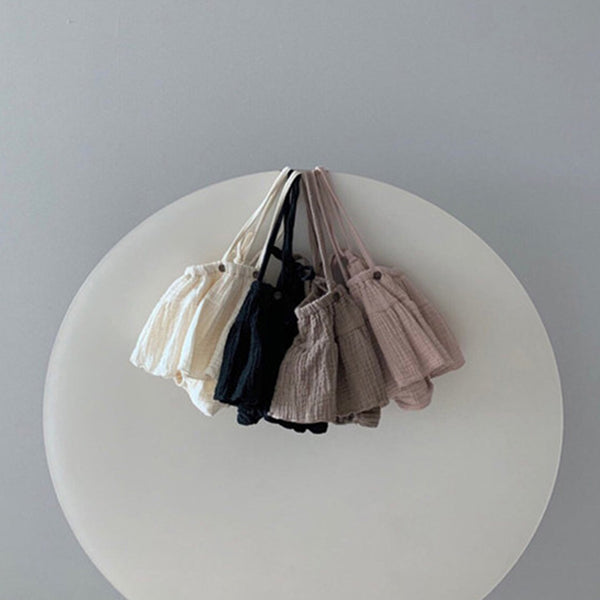 Coco Bloomer Skirt (Mocha)
