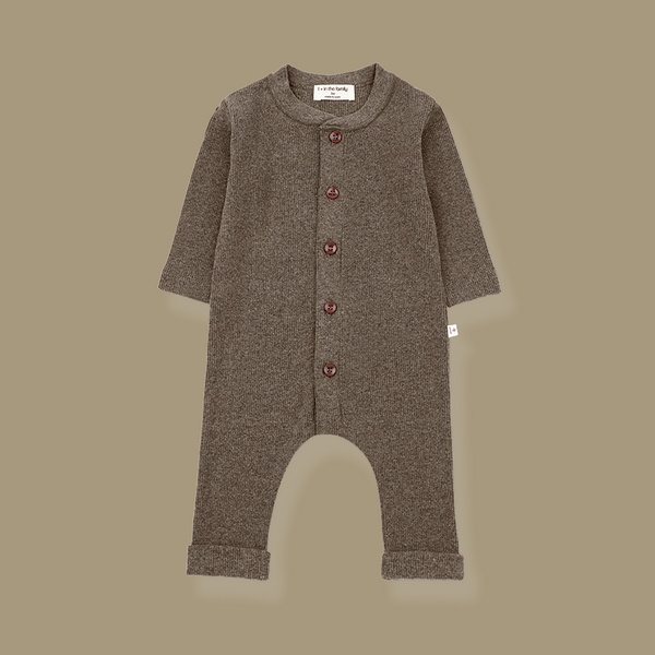 Lomond Romper (Coffee)