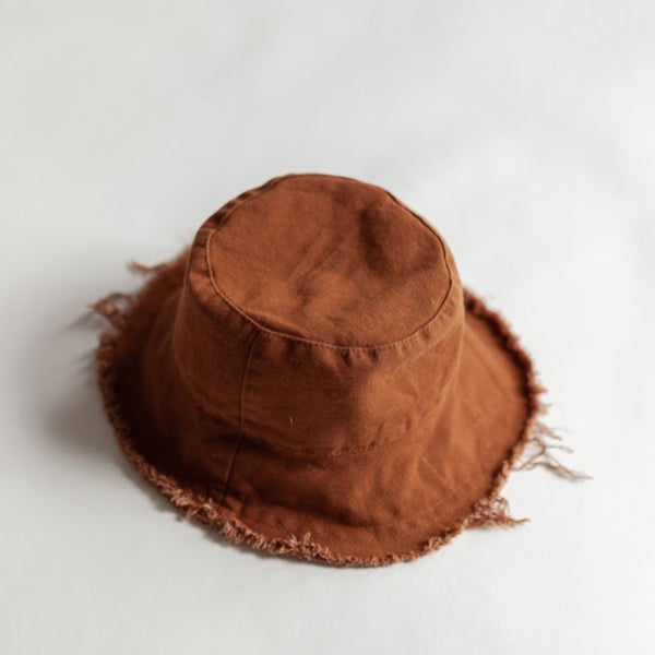 Utility Bucket Hat Toffee