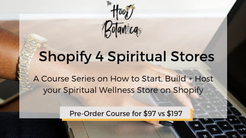 Build Your Spiritual Store On Shopify Course