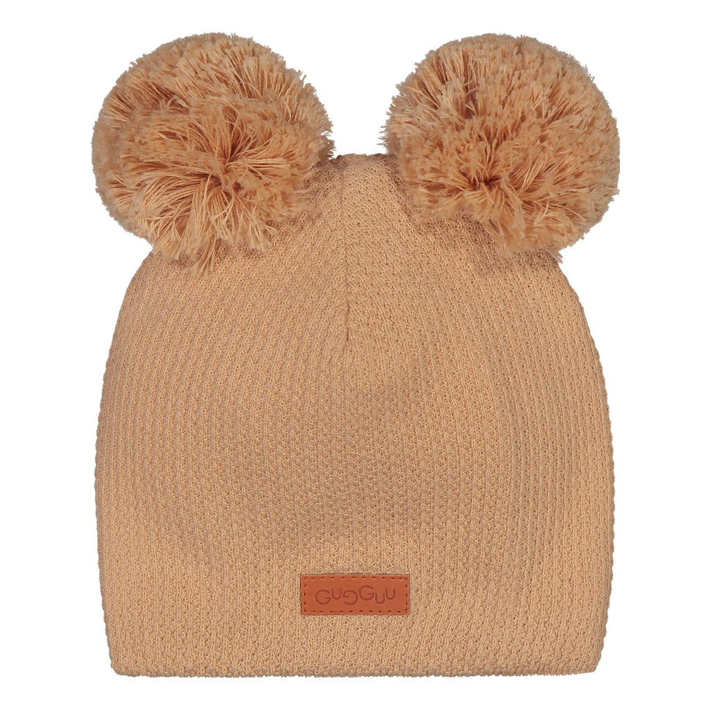 gugguu 2-Tuft Beanie Headwear Sugar Cookie S