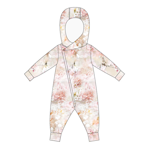 gugguu Baby Print Jumpsuit Jumpsuits Dreamy Flower 50