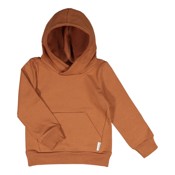 gugguu Basic Hoodie Hoodies and sweatshirts Brown Sugar 80