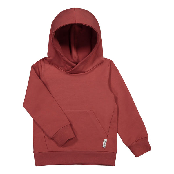 gugguu Basic Hoodie Hoodies and sweatshirts Cinnamon Sunset 80