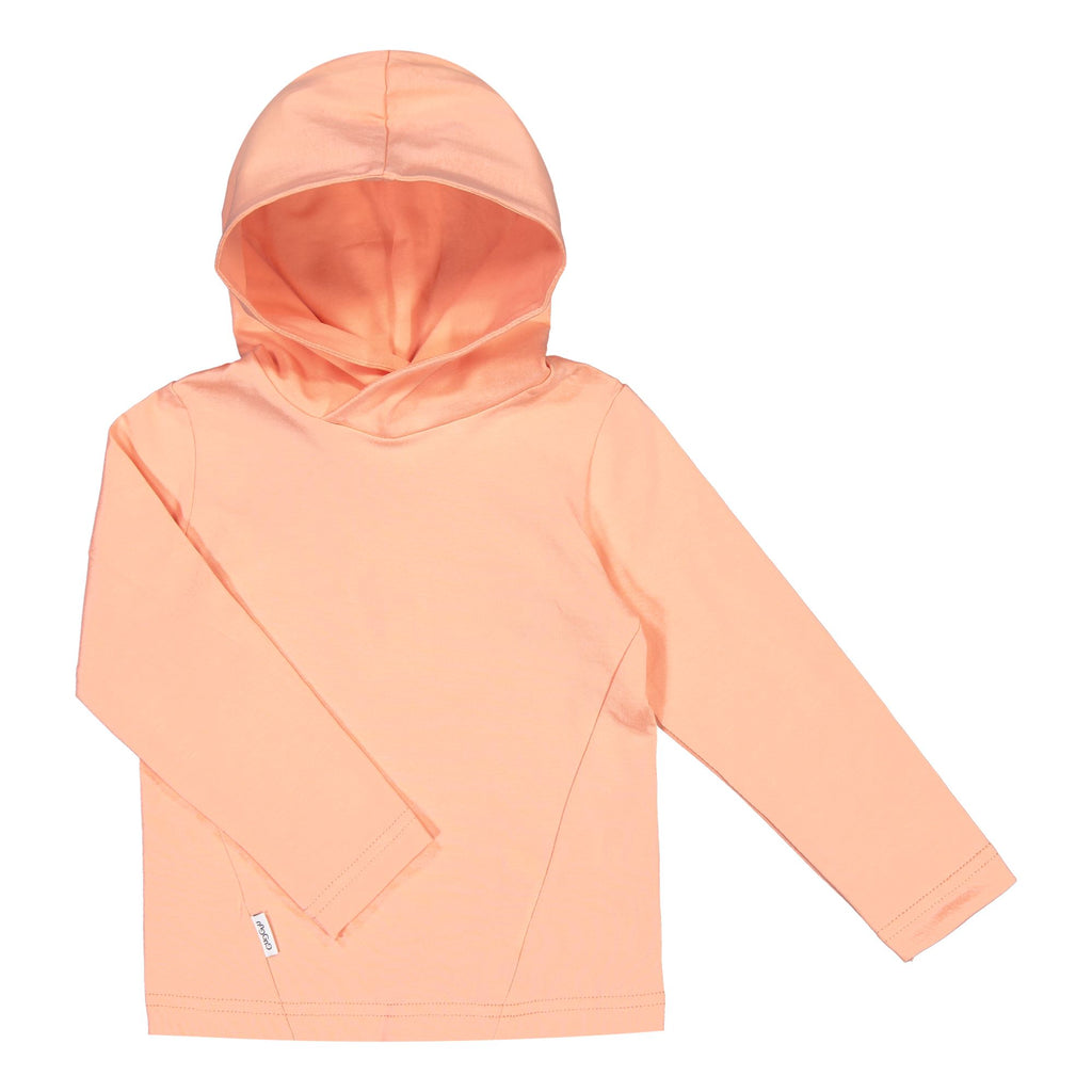 gugguu Basic Jersey Hoodie Hoodies and sweatshirts Dreamy Apricot 80