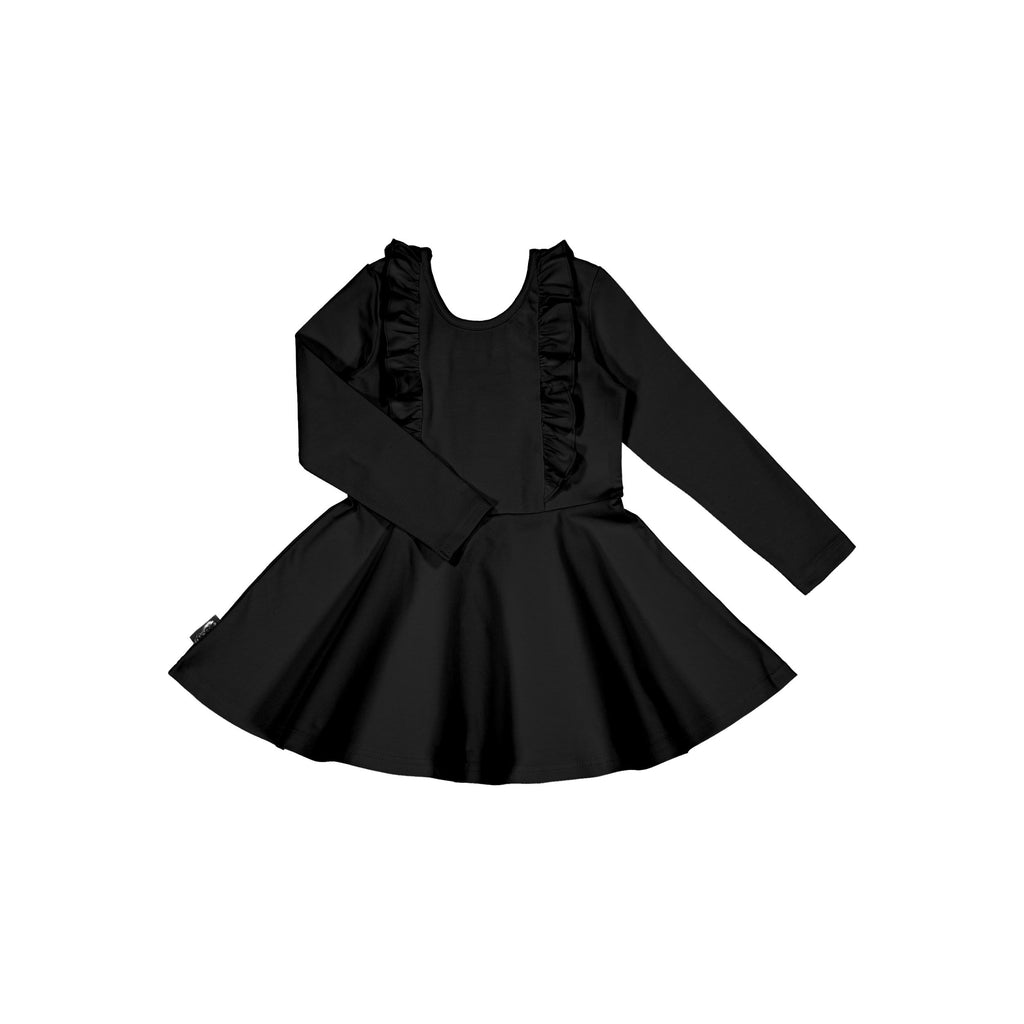gugguu Bella Dress Dresses Black 80