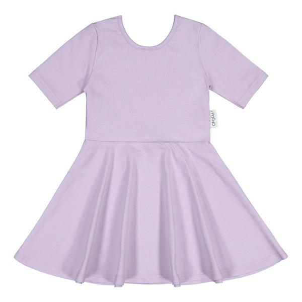 gugguu Bluebell Dress Dresses Lavender 80/1Y