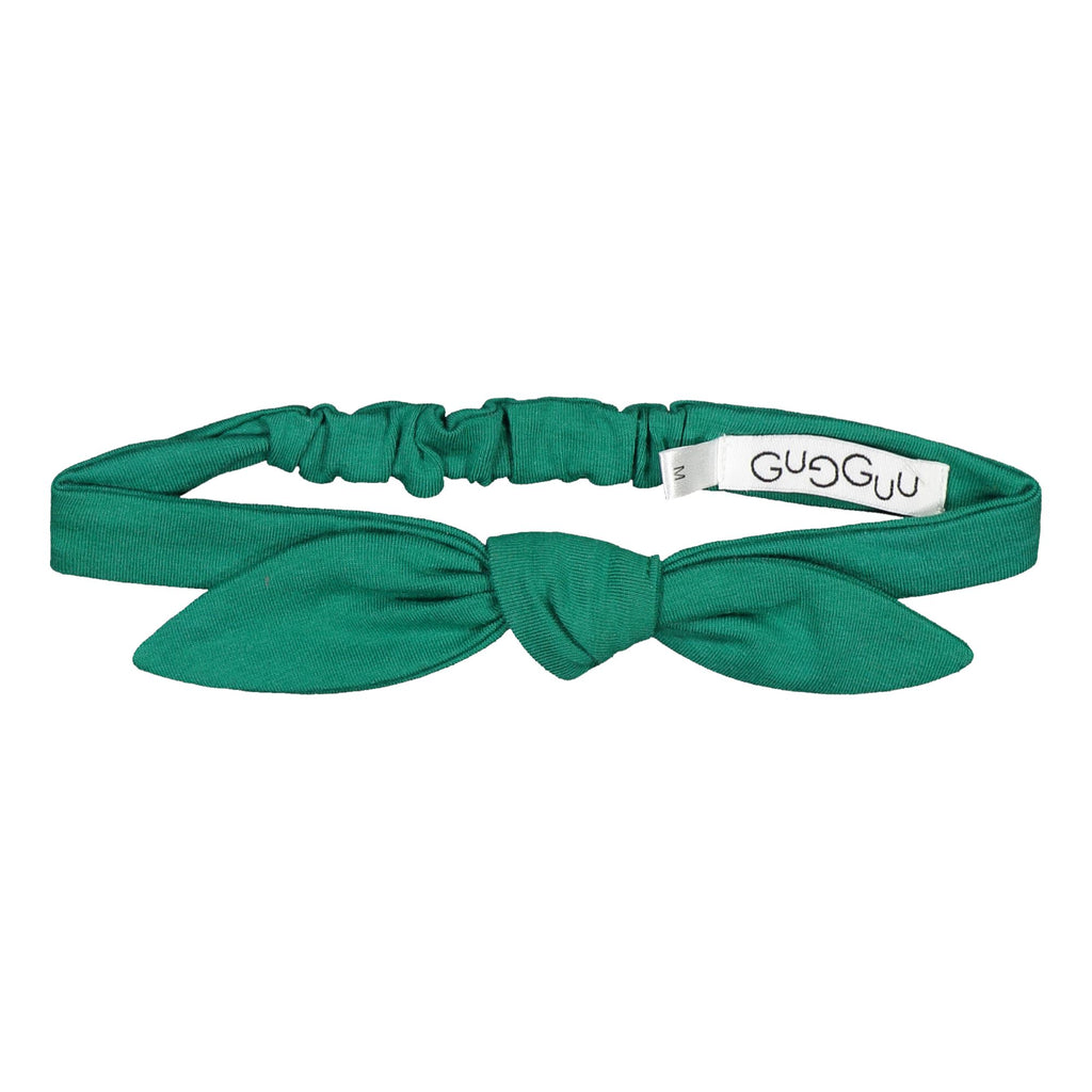 gugguu Bow Band Hair accessories Jungle Green XS