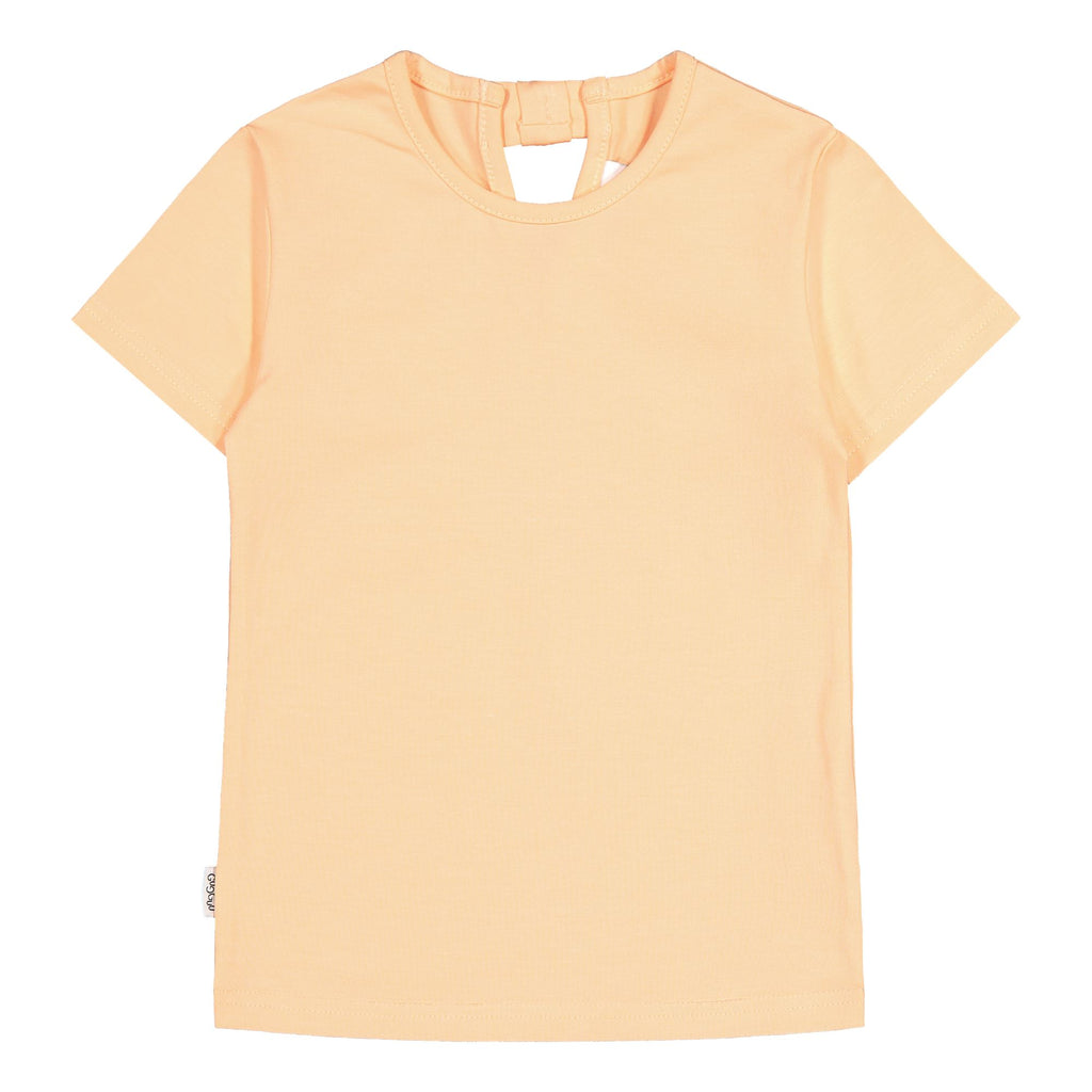 gugguu Bow T-shirt Shirts Honey 80