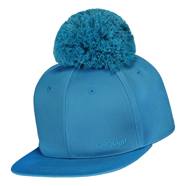 gugguu Cap with one tuft Headwear Blue moon XS