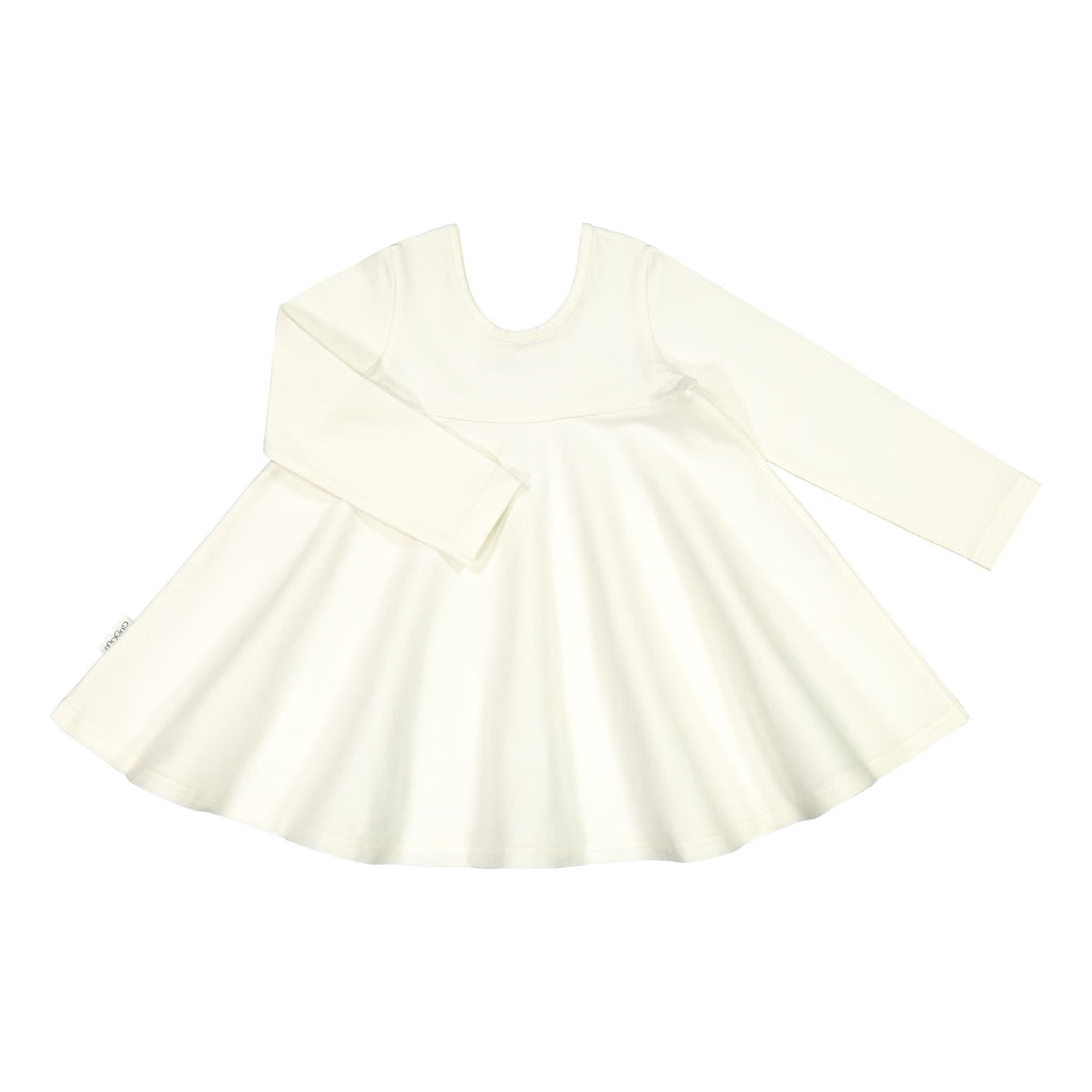 gugguu Celia Dress Dresses Pearl White 80