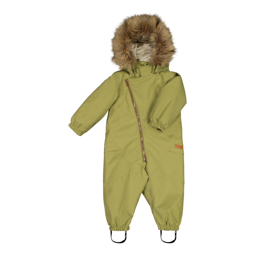 gugguu C´Moon Snowsuit Outerwear Sage Green 62 / 0-3M