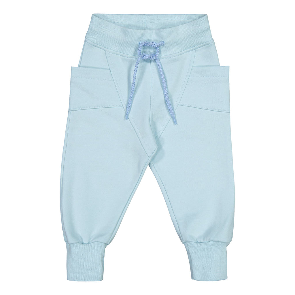 gugguu College Baggy Pants Bluebell 80/1Y