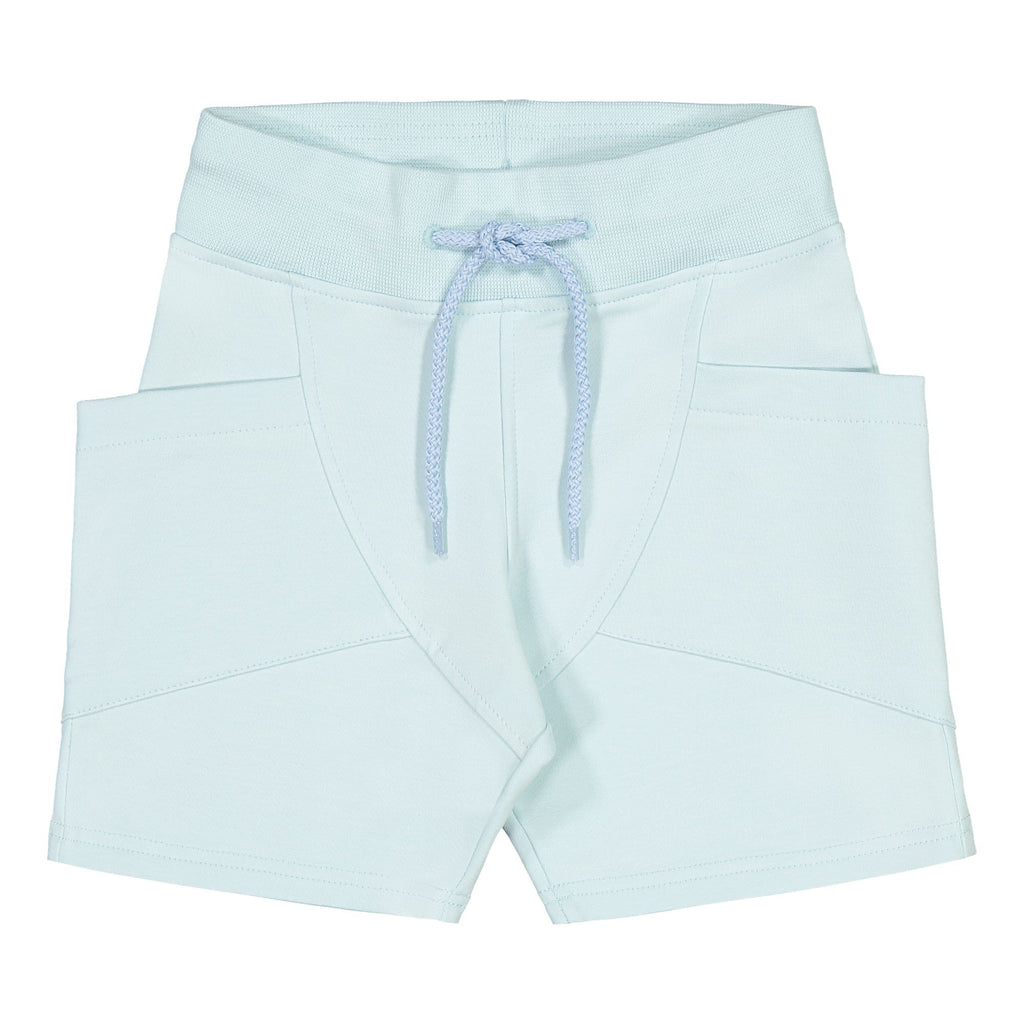 gugguu College Shorts Shorts Baby Blue 92