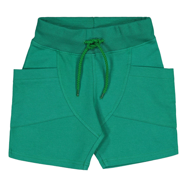 gugguu College Shorts Shorts Jungle Green 80