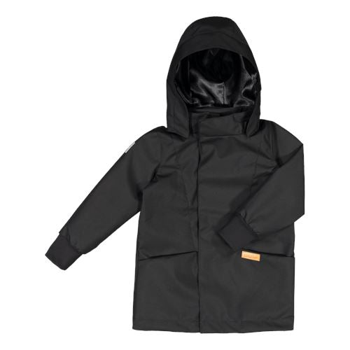 gugguu Flash Midseason Jacket Outerwear Black 80