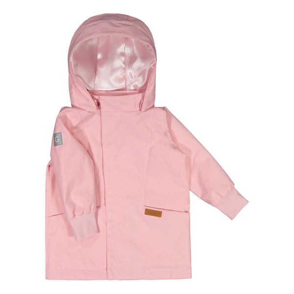 gugguu Flash Midseason Jacket Outerwear Bubble gum 80