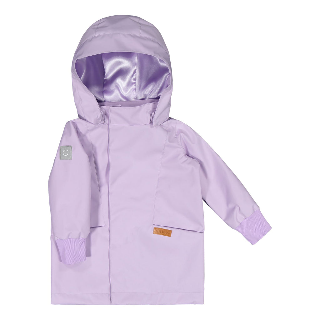 gugguu Flash Midseason Jacket Outerwear Lavender 80