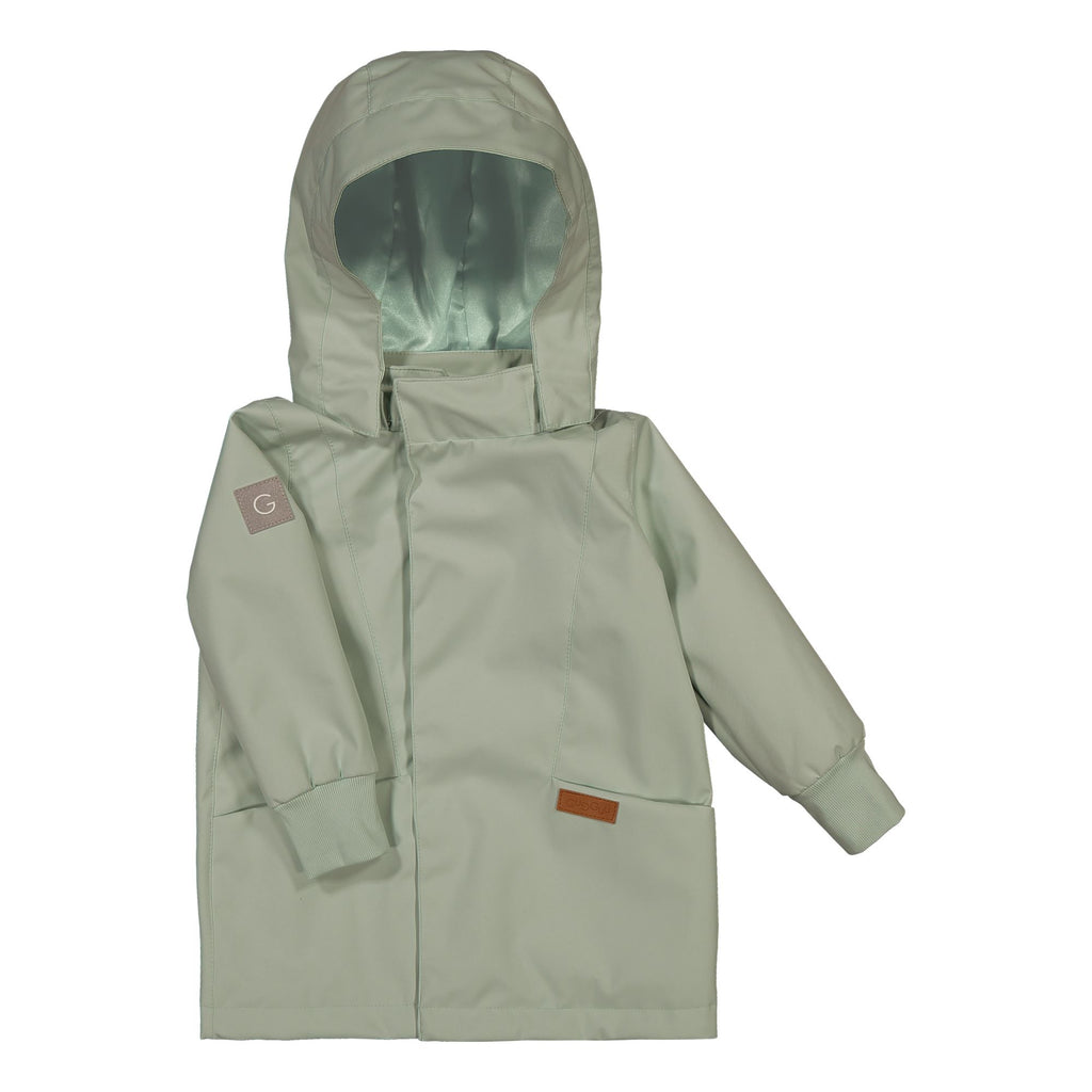 gugguu Flash Midseason Jacket Outerwear Pale Sage 92