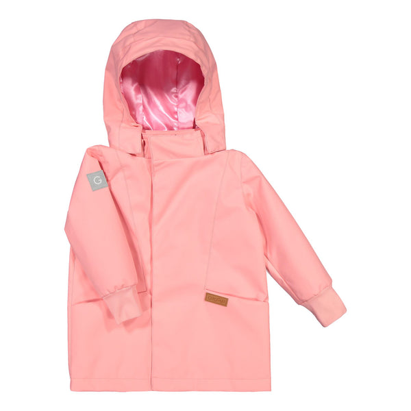 gugguu Flash Midseason Jacket Outerwear Pastel Coral 92
