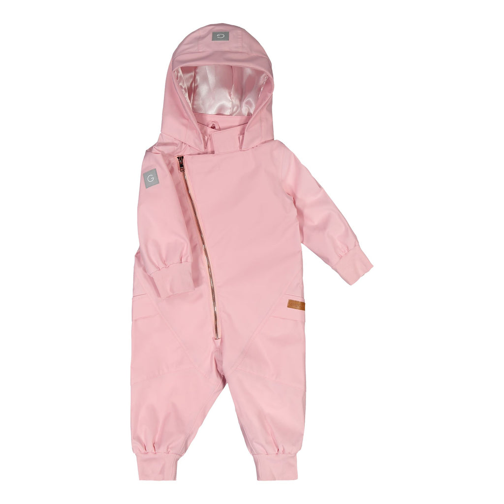 gugguu Flash Midseason Overall Outerwear Bubble gum 62