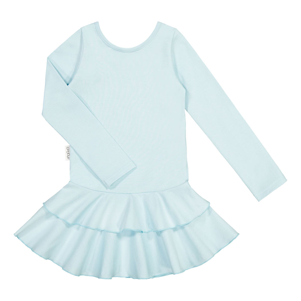 gugguu Frilla Dress Dresses Baby Blue 92