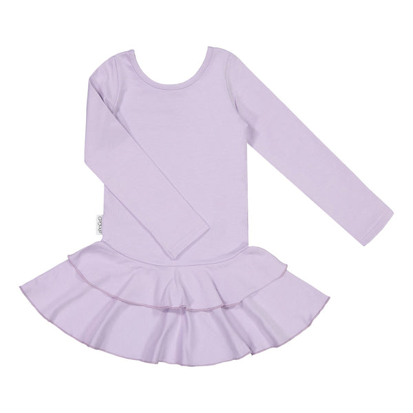 gugguu Frilla Dress Dresses Lavender 80/1Y