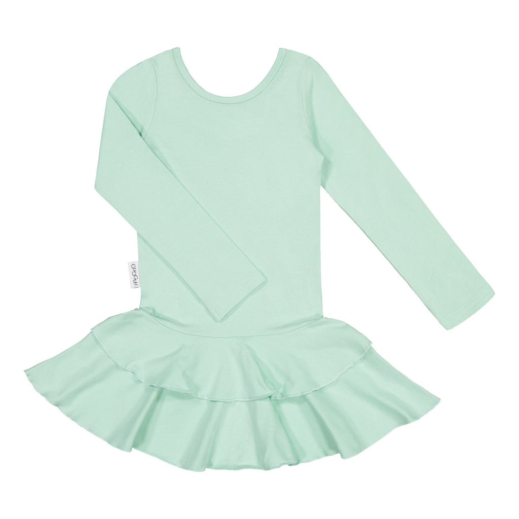 gugguu Frilla Dress Dresses Peppermint 80/1Y